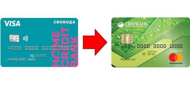 Как положить деньги на карту хоум кредит банка без комиссии