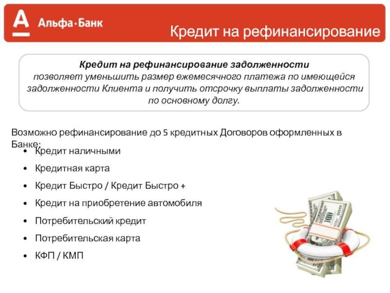 Процесс рефинансирования кредитов в Бинбанке: 6 шагов