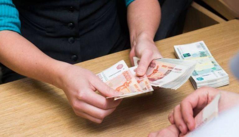 Размер удержаний из заработной платы за кредитный долг