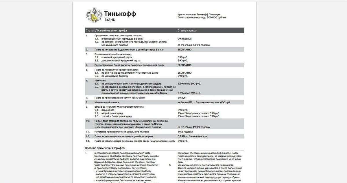Кредитная карта тинькофф: отзывы, условия и как правильно пользоваться