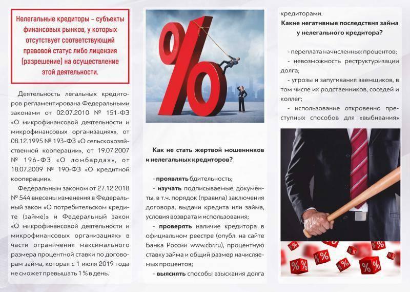 Как нечестные заемщики обманывают микрофинансовые компании